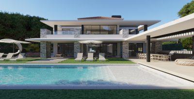 Modern Classy Villa