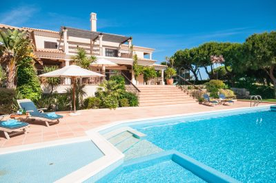 San Lorenzo Villa with Spectacular Views
