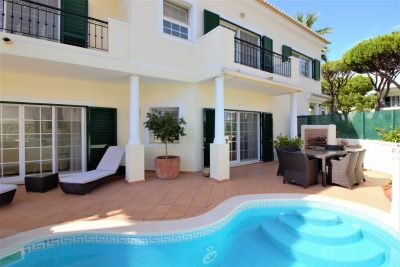 Duplex Apartment in Vale do Lobo