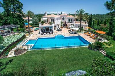 Beautiful five bedroom villa Quinta do Lago