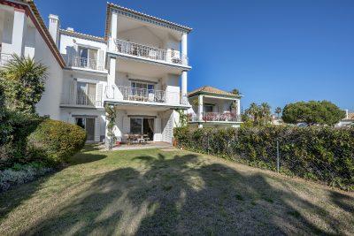 Two bedroom garden apartment Quinta do Lago
