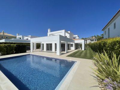Luxury newly built villa